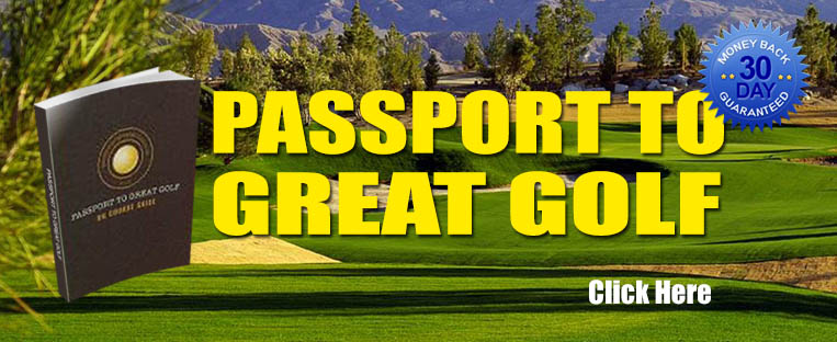 Passport to great golf